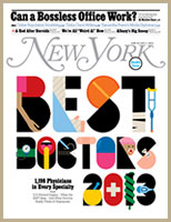 New York Magazine Best Doctors