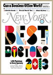 New York Magazine: Best Doctors 1992-2013